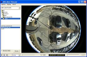 Mniviewer 360 Degree Dewarp Viewer 5 Megapixel Image