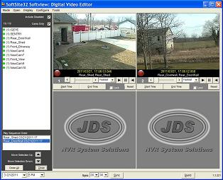 Softview Dighiotal Video Editor Quad View